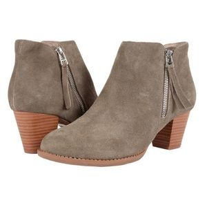 Vionic upright sterling ankle bootie